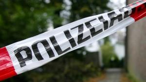 Bombendrohung in Bad Vilbel