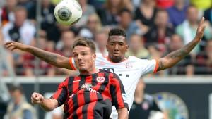Eintracht denkt an strategischen Partner