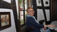 Hat zwei Kinder bekommen, eine MS-Diagnose, sie arbeitet und schreibt über all das in einem Blog: Patientin Julia Hubinger