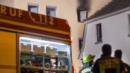 Rentner stirbt bei Wohnungsbrand