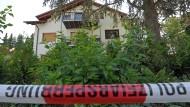 """Tatort: In diesem Haus in Viernheim ließ der """"Bombenleger"""" einen Sprengsatz hochgehen"""