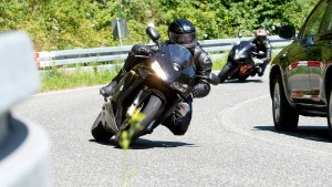 Feldbergzufahrten für Motorräder gesperrt
