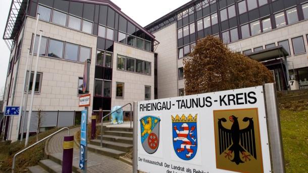 Rheingau-Taunus betroffen von Franken-Turbulenzen