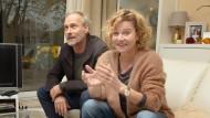Frankfurter Tatort-Kommissare: Wolfram Koch und Margarita Broich