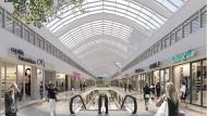 Schöner shoppen: So soll es im Nordwestzentrum bald aussehen