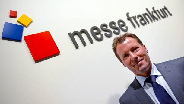 Frankfurter Messe peilt Rekordumsatz an
