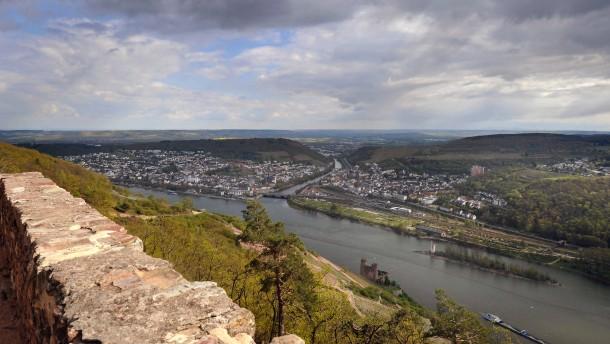 """Osteinscher Park - Die Grünanlage soll vom Land Hessen saniert werden und ist Teil des Kulturfonds """"Impuls Romantik""""  Frankfurt/Rhein-Main"""