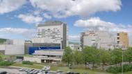 Neu: Milupa-Werk in Fulda (links)