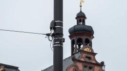 Wo die Luftqualität digital gemessen wird