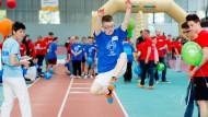 Down-Sportlerfest mit Teilnehmerrekord