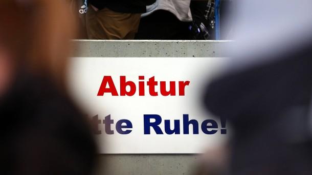 Abitur in Hessen findet statt
