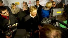 """""""Schlussmacher"""" - Premiere des neuen Matthias-Schweighöfer-Films im Frankfurter Cinestar Metropolis."""