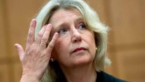 Unklarheit über Rückkehr von LKA-Chefin Thurau