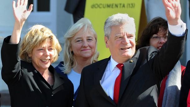 Bundespräsident Gauck kommt nach Hessen