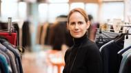 Führt seit November 2017 alleine Hess Natur: Andrea Sibylle Ebinger