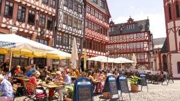 Frankfurt nun mit höchster Inzidenz in Hessen