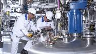 Hightech: Insulin-Produktion in Frankfurt-Höchst