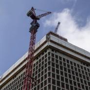 """Bleiben bei ihren Plänen: Im """"Tower One"""" soll ein Hotel einziehen, wenn das Gebäude fertig ist."""