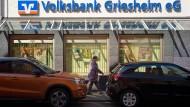 Noch eigenständig: Volksbank Griesheim in Frankfurt
