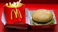 McDonald's führt den Tischservice in Deutschland ein