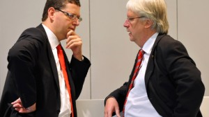 SPD und Grüne sehen Wortbruch bei Nachtflugverbot