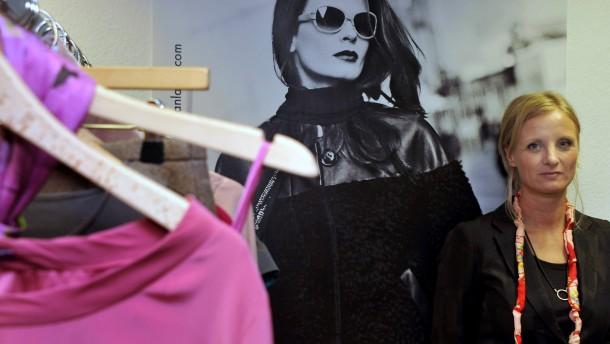 Mode-und Designmesse Stilblüten. Am 11. um 15 Uhr wird der diesjährige Preis der Messe verliehen - an wen, ist noch nicht bekannt.