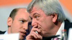 AfD für CDU-Basis bisher kaum ein Thema