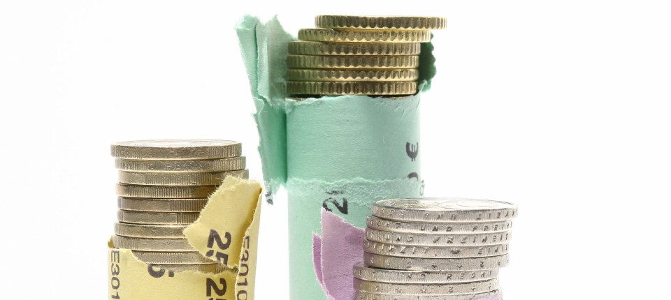 Fraspa Verlangt Jetzt 30 Cent Für Eine Münzgeldrolle