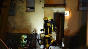 Bewohner soll Feuer mit zwei Toten verursacht haben