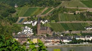 Mittelrhein nicht länger ein Tal der Tränen