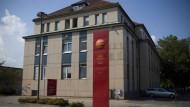 Das Hauptquartier der HEAG Südhessische Energie in Darmstadt, der Holger Mayer als Finanz- und Personalchef dient