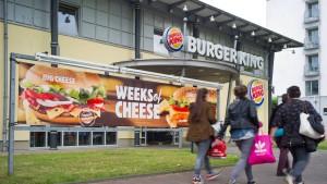 Frankfurter Burger-King-Filialen vor dem Aus