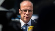 Kann Fahndungserfolg melden: Hessens Innenminister Peter Beuth