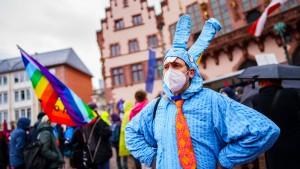 Protest gegen Waffenhandel