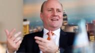 Will nicht länger Frankfurter CDU-Chef sein: Uwe Becker