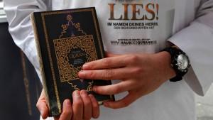FDP fordert Ermittlungen gegen Salafisten