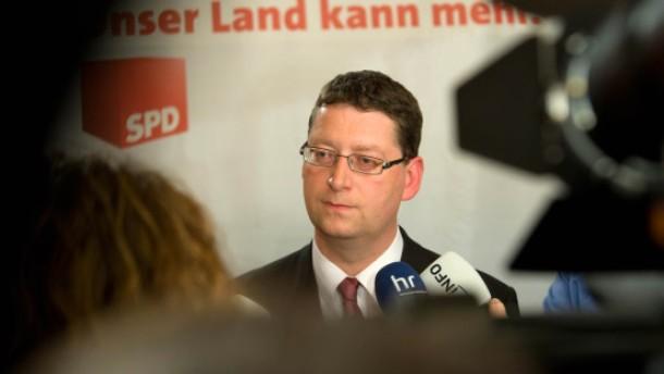 Schäfer-Gümbel will in Bundesvorstand der SPD