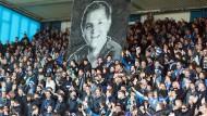 Heimstatt: Noch verfolgen die Lilien-Fans die Spiele des SV 98 am Böllenfalltor