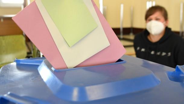 SPD will Wahlalter auf 16 Jahre senken