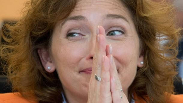 Beer wird Generalsekretärin der Bundes-FDP