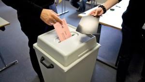 30 Prozent Nichtwähler in Frankfurt
