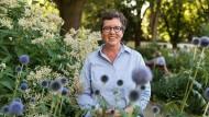 Entschlossene Kämpferin für nachhaltiges Grün: Barbara Vogt im Frankfurter Bethmannpark