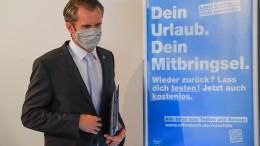Offenbach erreicht dritte Warnstufe