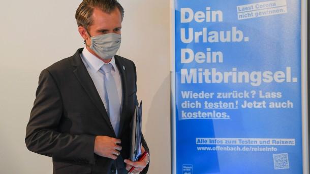 Offenbach verlegt Patienten bis Fulda und Würzburg