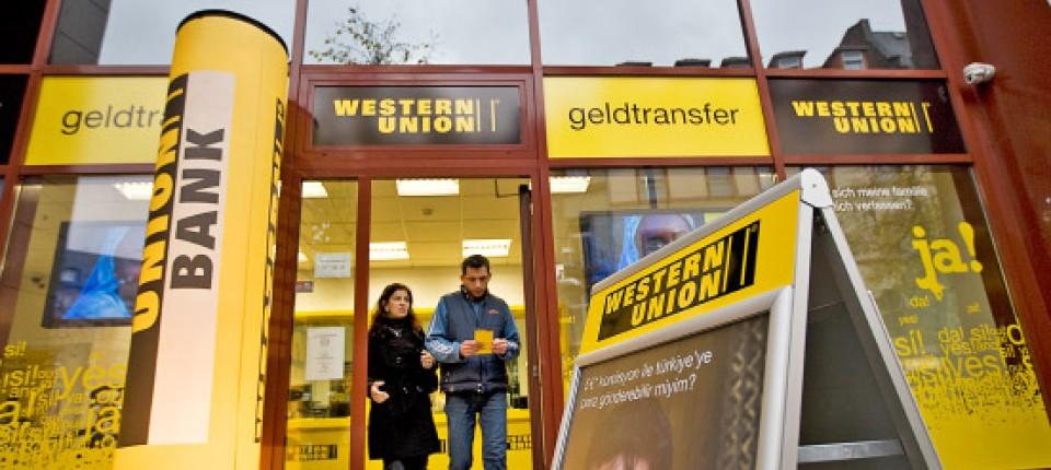 Western Union Filiale