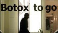 Mittagspause: Die Botox-Spritze zwischendurch ist auch in Frankfurt beliebter geworden
