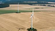 Keine Einwände: Die Genehmigung für die Windkraftanlagen kam rasch.