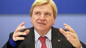 """""""Hessen bewältigt die Krise besser"""""""