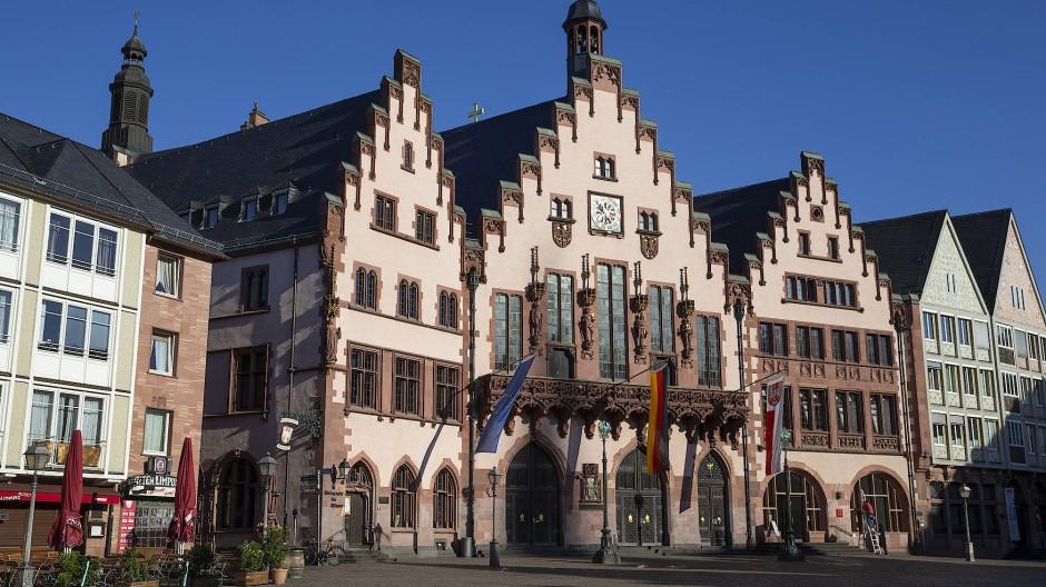 Sinkende Einnahmen: Der Bürgermeister von Frankfurt erwartet weitere finanzielle Belastungen.