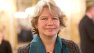 Ausnahme: Beatrix Tappeser, Staatssekretärin im Agrar- und Umweltministerium, ist eine der wenigen Frauen in einem Spitzenamt auf Landesebene